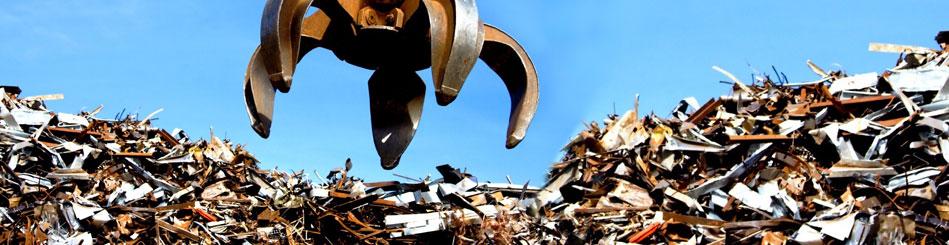 Scrap Metal Buyers - International Recovery